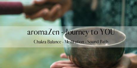 Copy of aromaZen - Journey to You tickets
