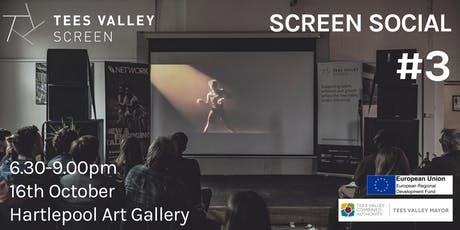 Tees Valley Screen Social #3 tickets