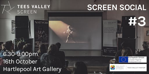 Tees Valley Screen Social #3