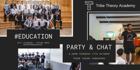 Tribe Theory Academy Launch Party tickets