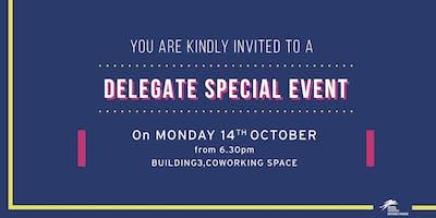 Delegate special event
