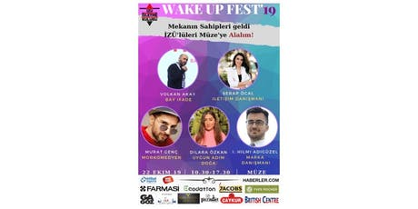 İZÜ Wake Up Fest'19 tickets