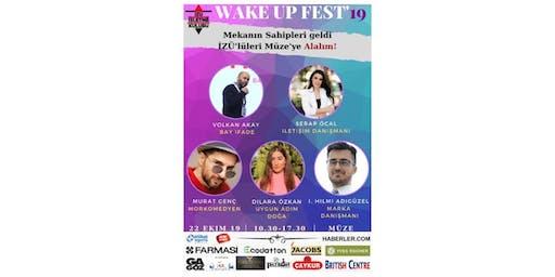 İZÜ Wake Up Fest'19