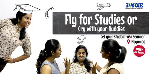 Get Your Student Visa, Right The First Time (Negombo)
