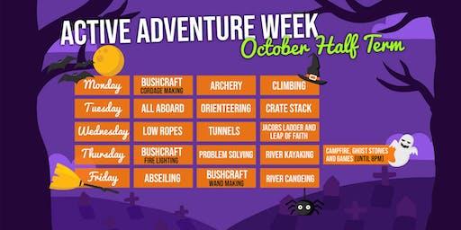 Woodmill Half-Term Active Adventure Week