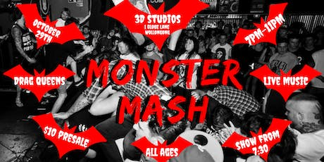 Monster Mash tickets