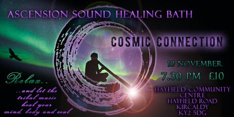 Ascension Sound Healing Bath - Meditation - Polar Academy Fundraising Event tickets