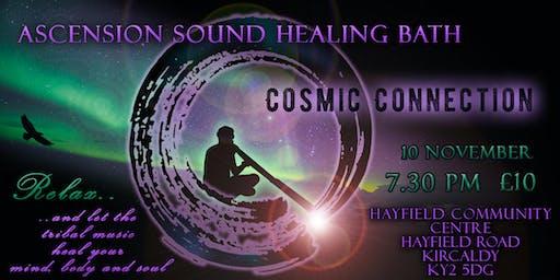 Ascension Sound Healing Bath - Meditation - Polar Academy Fundraising Event