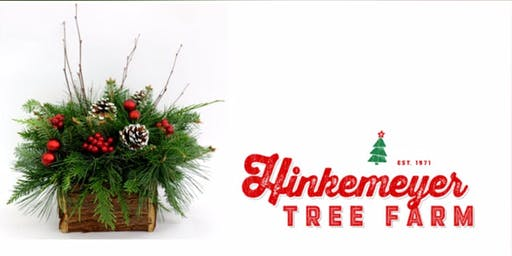 Build your own: Holiday Centerpiece