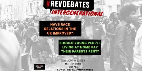 Intergenerational Black History Month Debate tickets