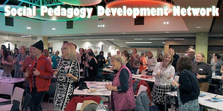 Social Pedagogy Development Network - Blackpool 2019 tickets