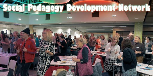 Social Pedagogy Development Network - Blackpool 2019