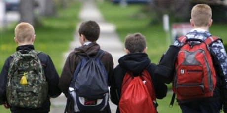 Understanding and Educating Boys - Ipswich tickets