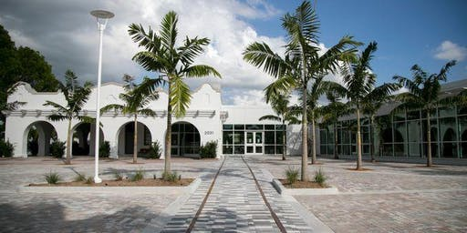 SW FL Community Fdn's Collaboratory LEED Plaque Presentation, Tour & Mixer