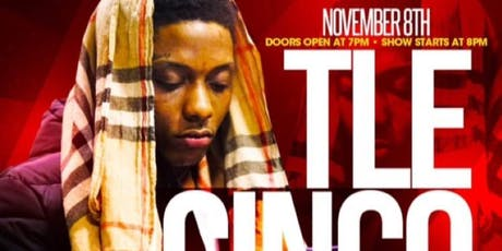TLE Cinco Live  tickets