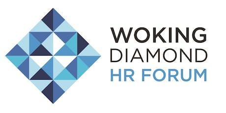Woking Diamond HR Forum tickets