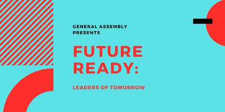 Future Ready: Tech Leaders of Tomorrow tickets