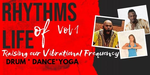 Rhythms of LIfe...Volume 1