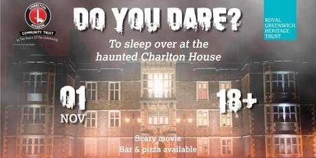 Scare Night at Charlton House tickets