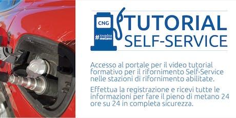 Workshop Snam Aggiornamento Portale Self-Service biglietti