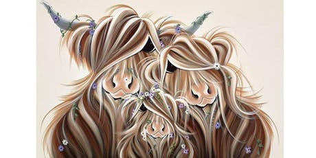 Come and meet Jennifer Hogwood at gallery i in Inverurie tickets
