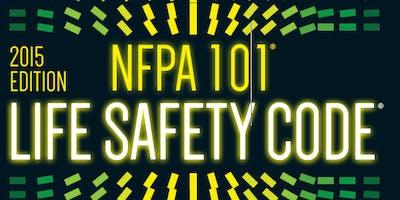 NFPA 101 (2015 Ed.) Workshop
