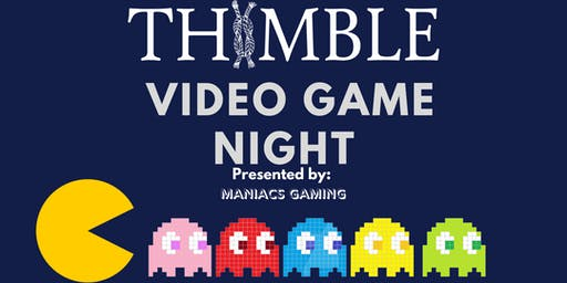 Video Game Night  with Maniacs Gaming at Thimble Island Brewery