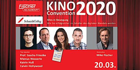 Kino-Convention 2020 - Alles in Bewegung Tickets