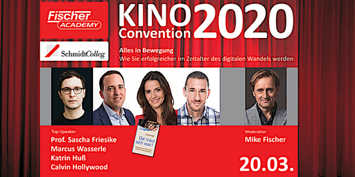 Kino-Convention 2020 - Alles in Bewegung