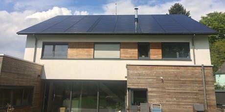 FORMATION sur le BIPV (solaire photovoltaïque intégré)& VISITE GUIDEE billets