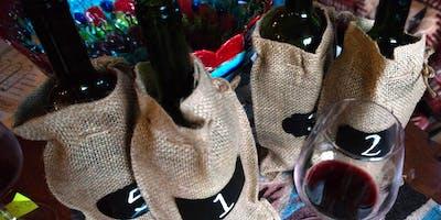 Kerstproeverij De Eenhoorn - blind tasting