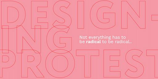 Designing Protest