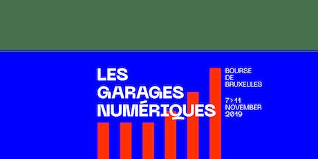 Garages Numériques Pro tickets