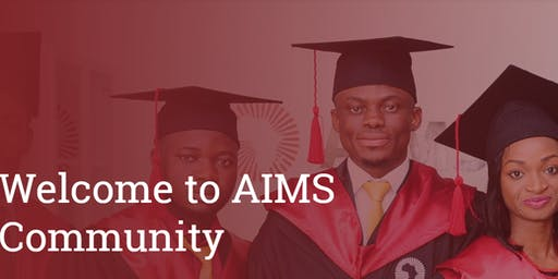 AIMS Community Meet-Up Accra