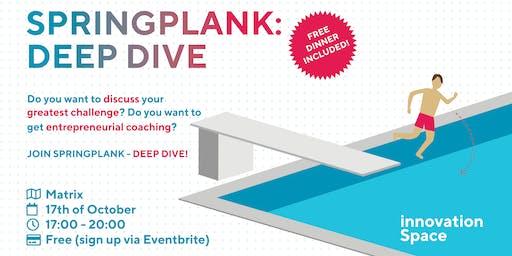Springplank - DEEP DIVE