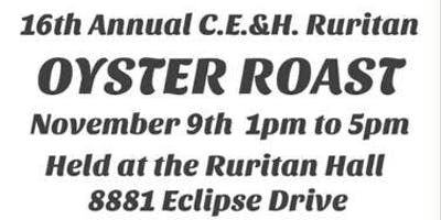 Oyster Roast (unlimited oysters and beer) with ticket purchase