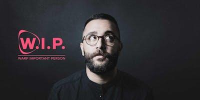 WIP-meetup - Ashkan Fardost - Sveriges mest spännande åsikter om internet
