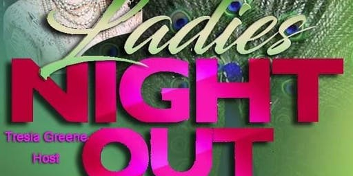 RESERVE @GREENE PEACOCK presents LADIES NIGHT OUT