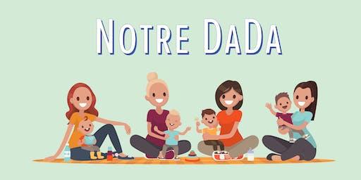 Notre Dada:  Mommy Yoga with Children!