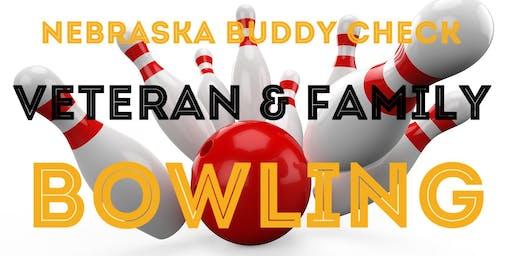 Kearney Veteran & Family Bowling