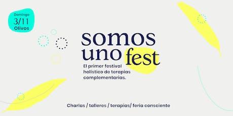 SomosUno Fest entradas