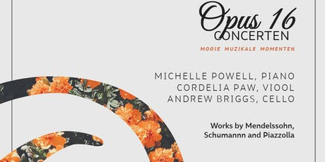 Romance and Passion - Opus 16 presents Mendelssohn and Schumann tickets