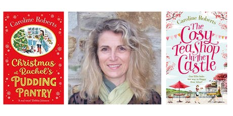 Meet the Author: Caroline Roberts at Prudhoe Library tickets