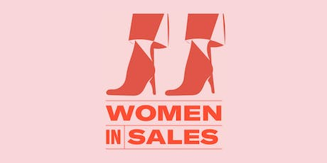 Women in Sales – pitching, networking & drinks tickets