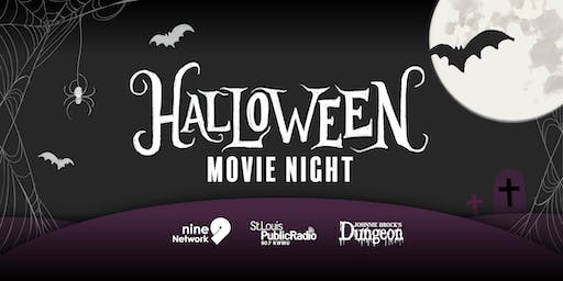 Halloween Movie Night 2019