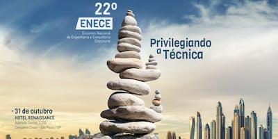 22º ENECE - Encontro Nacional de Engenharia e Consultoria Estrutural - GERDAU