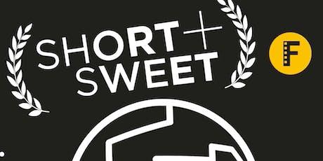 Filmfestival SAE Zürich SHORT & SWEET Tickets