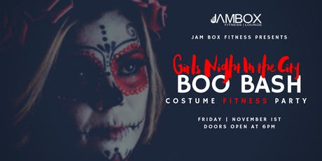 Girls Night In The City: Boo Bash Costume Fitness Party tickets