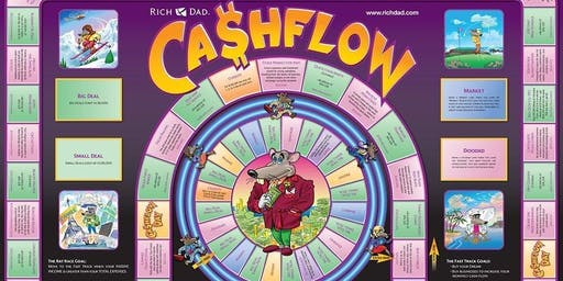 Learning about passive income while playing Cashflow Game