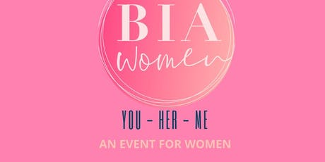 YOU HER ME: An Event for Women tickets
